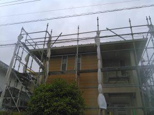 外装工事の安全管理